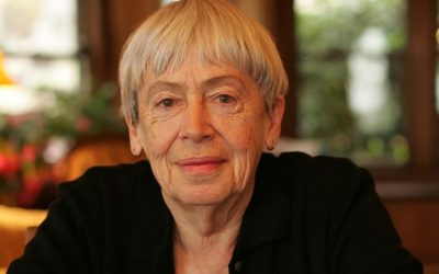 "Ursula LeGuin and the Challenge of Determining which Book is ""Best"""